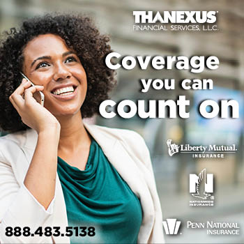 Thanexus, LLC	- Coverage You Can Count On (Woman on Phone)